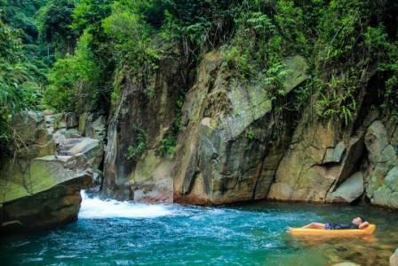 Curug Cibaliung - tempat wisata di Bogor