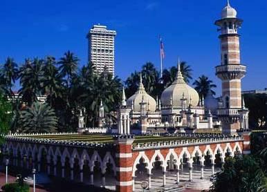 masjid-jamek-malaysia