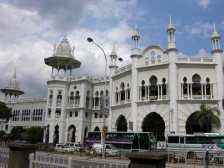railway-station-and-administration-building- tempat wisata di kuala lumpur