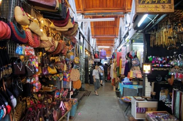 Wisata Belanja Chatuchak Weekend Market Bangkok