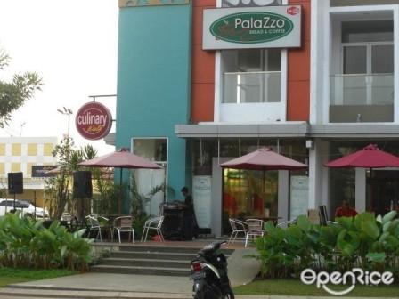Cafe Palazzo