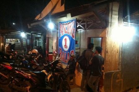 Warung Pancong Balap