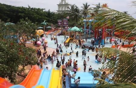 Water Park Citra Garden