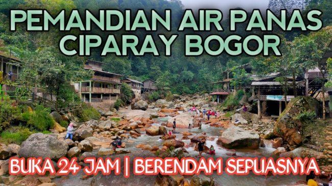 Air Panas Ciparay via Youtube