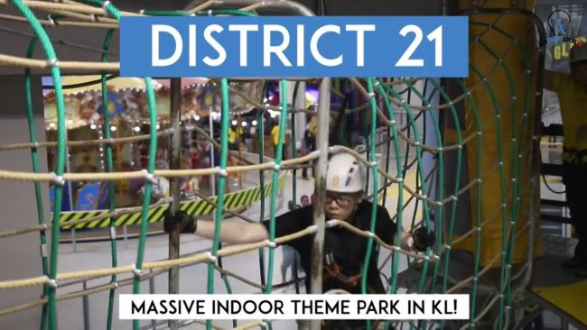 District 21 Kuala Lumpur via Youtube