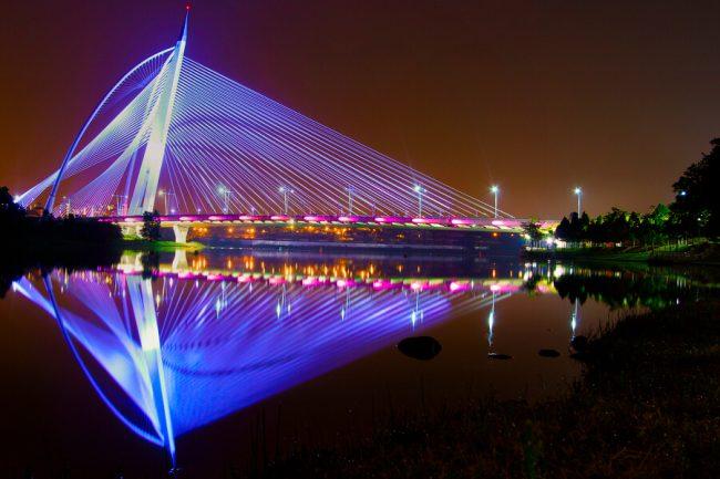 Jembatan Putrajaya Malaysia