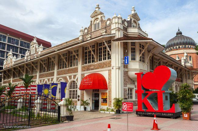 Kuala Lumpur City Gallery via Shutterstock