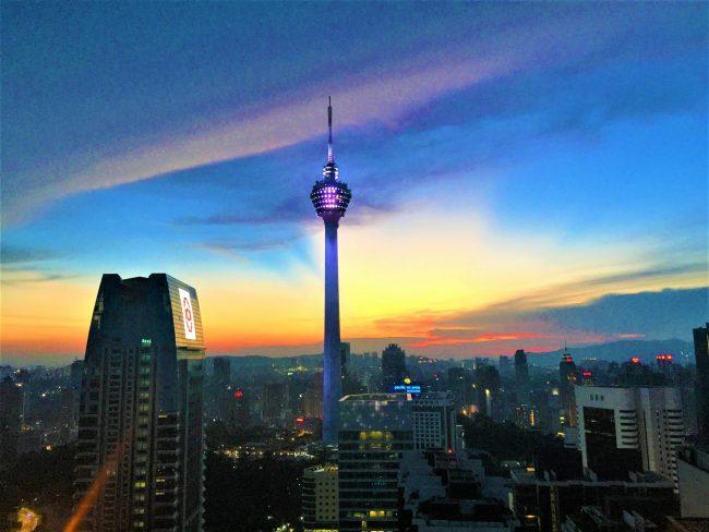 Menara Kuala Lumpur via Driftsoul