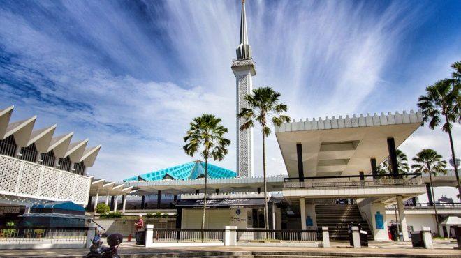National Mosque Malaysia via ITC