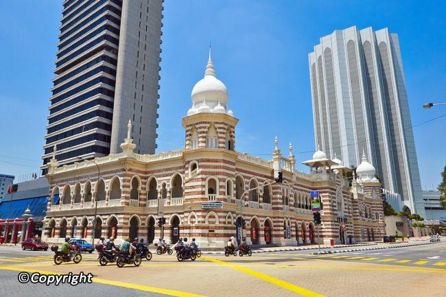 National Textile Museum via Kuala Lumpur WS - Tempat Wisata di Kuala Lumpur