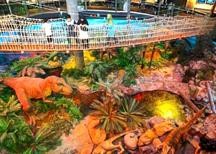 Petrosains Discovery Centre - Tempat Wisata di Kuala Lumpur