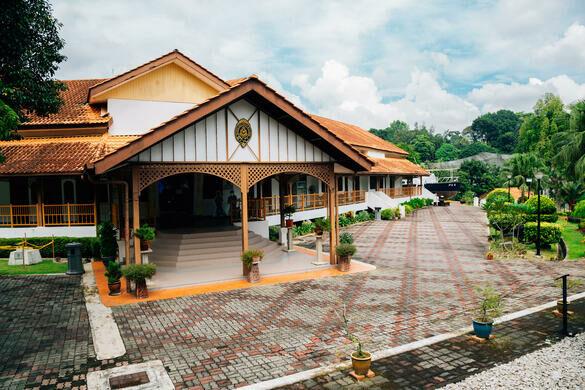 Royal Malaysian Police Museum - Tempat Wisata di Kuala Lumpur