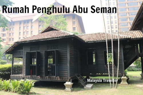Rumah Penghulu Abu Seman via Malaysia-Traveller