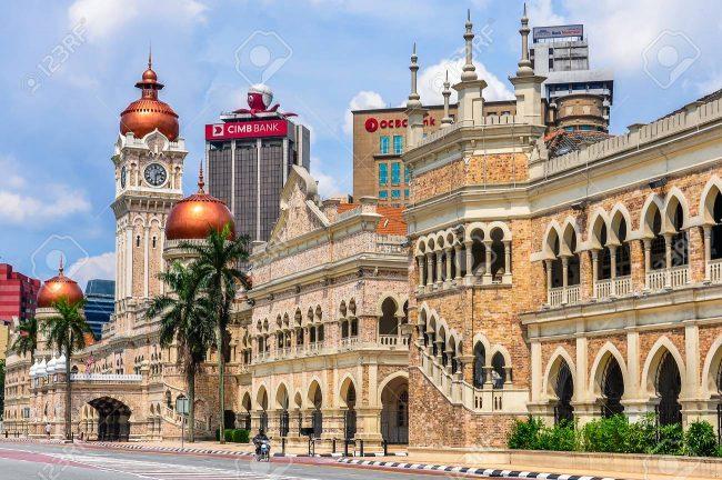 Sultan Abdul Samad Building Malaysia