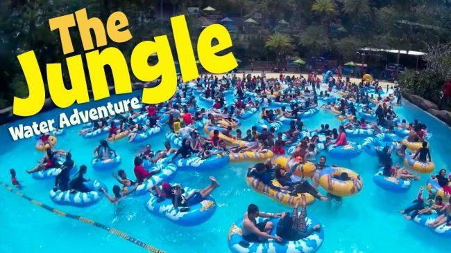 The Jungle Water Adventure via Youtube