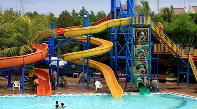 Water Boom Yasmin Sport Center