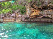 Wisata Blue Bay