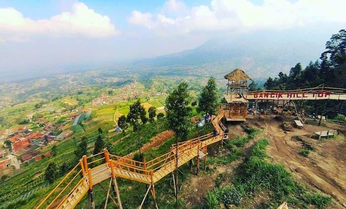 Bukit Gancik, Selo, Boyolali