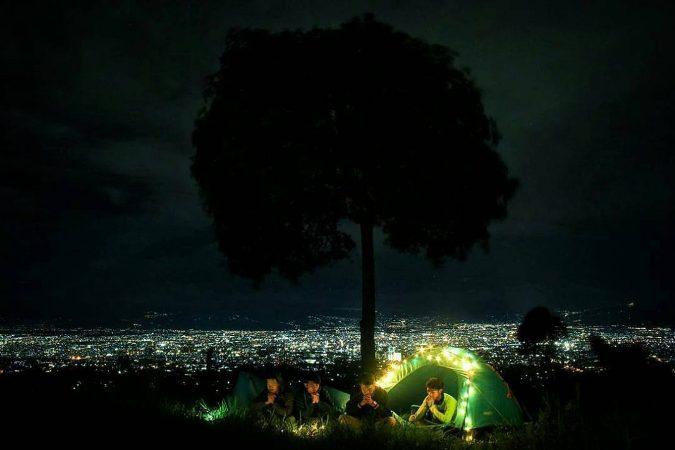 Bukit Pangjebolan Lembang