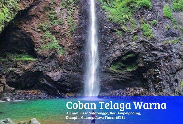 Coban Telaga Warna via Tirta Jaya Travel