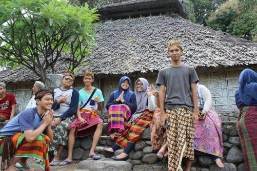 Desa Bayan Sasak via Travelercantik
