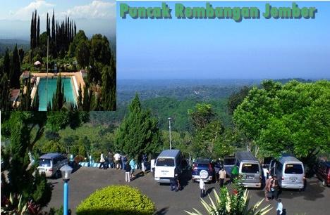 Destinasi Wisata Populer Kawasan Puncak Rembangan di Jember