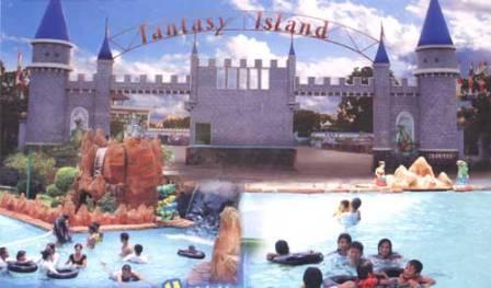 Fantasy Island Palembang - tempat wisata di Palembang