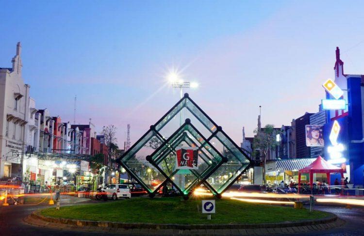 G Walk Surabaya via IG @gwalkcitraland