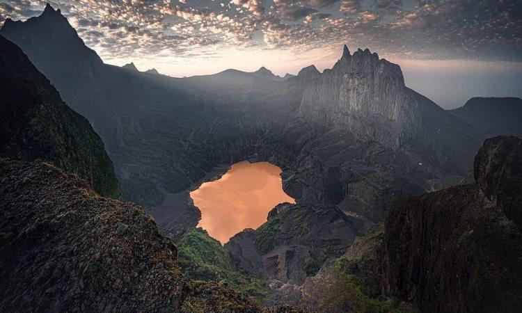 Gunung Kelud via IG @fikrilifetrip