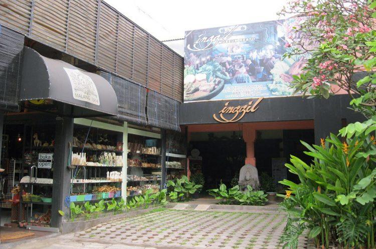 Inggil Museum Resto Malang via Medcom