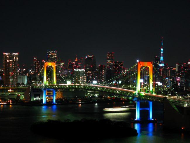Jembatan Pelangi Jepang