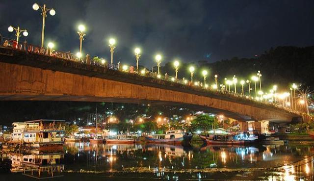 Jembatan Siti Nurbaya di Padang