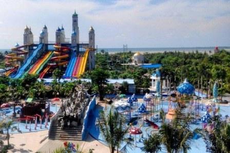 Jepara Ocean Park - tempat wisata di Jepara