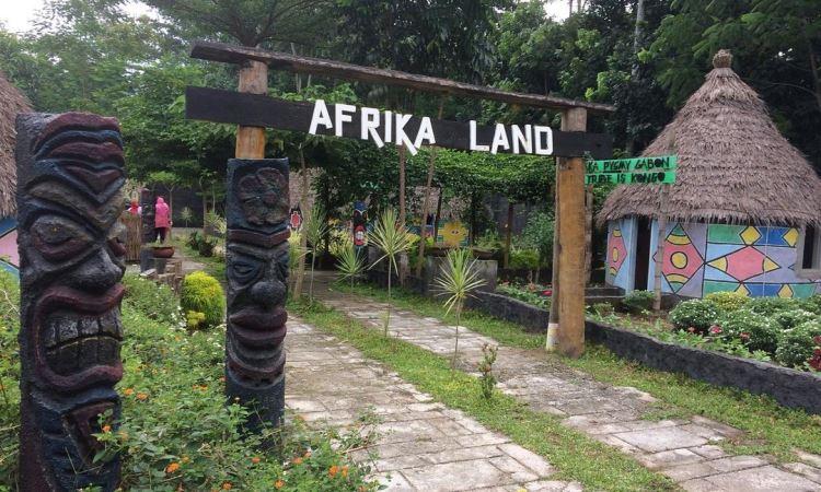 Kampung Afrika Blitar via Ig @guwanto