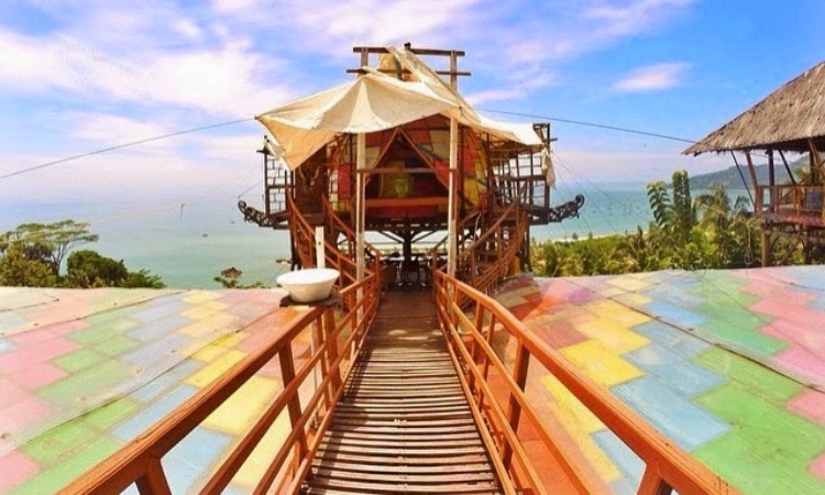 Karang Aji Beach Villa via Kaniadachlan