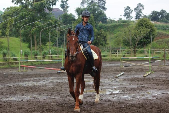 Kawasan Berkuda Ganesha H Equestrian