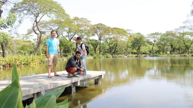 Kebun Bibit Ngagel Jaya