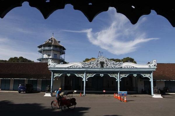 Keraton Surakarta via Solopos