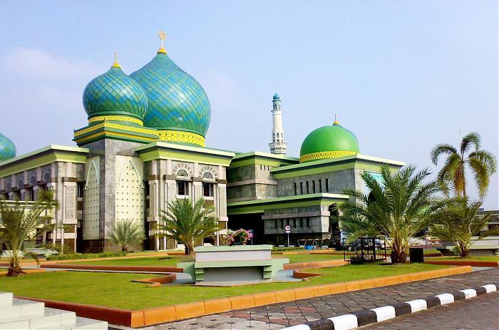 Masjid Annur Batu via Kemenag