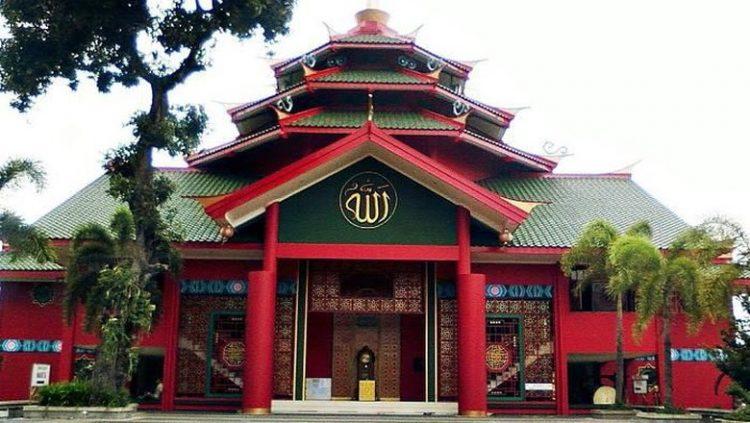Masjid Muhammad Cheng Hoo via Detik