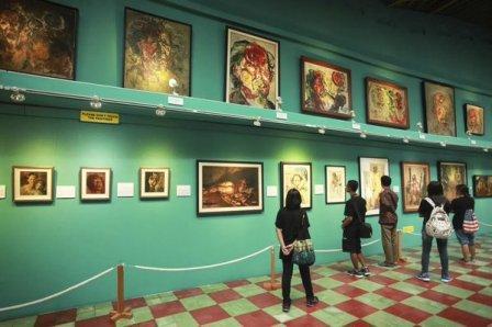 Museum Affandi Sang Maestro Lukis Indonesia Asal Jogja