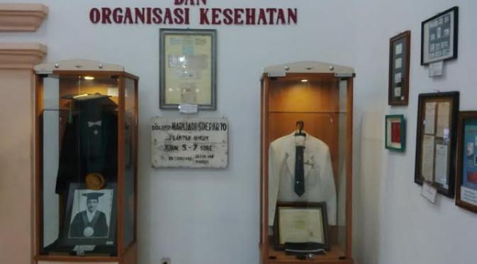 Museum Kesehatan Dr. Adhyatma via Liputan6