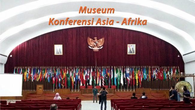 Museum Konferensi Asia Afrika Bandung via Youtube