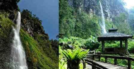 Objek wisata Pondok Halimun Sukabumi
