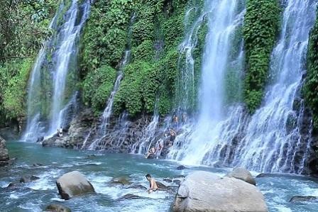 Obyek Wisata Alam Air Terjun Maung (Curup Maung)