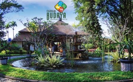 Obyek Wisata Taman Budaya Sentul City
