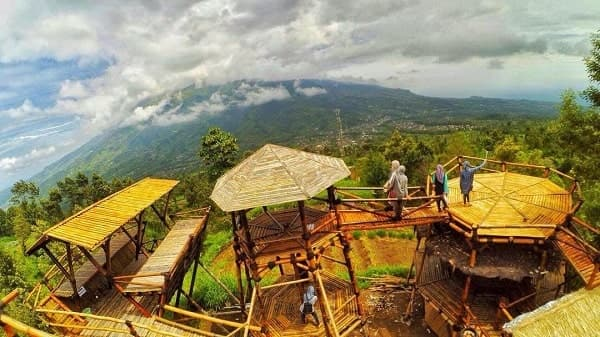 Oemah Bamboe New Selo Boyolali