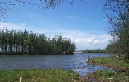 Pantai Air Rami Mukomuko Bengkulu