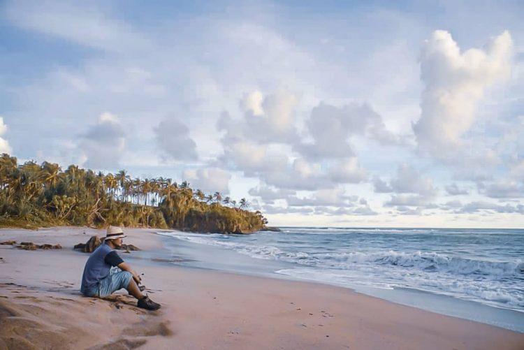 Pantai CibuayaSukabumi via Ig @skyalpha_21