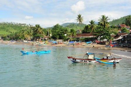 Pantai Cikembang Sukabumi